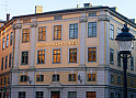 Дворец Rosenadler (The Rosenadler Palace) - район Гамла Стан (Gamla Stan) - дворцы Стокгольма